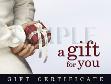 Gift Certificate $50.00