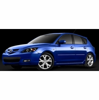 Mazda 3 (5 Door) Hatchback Parts | Mazda 3 Hatchback Accessories 2004 2005 2006 2007 2008 2009