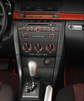 Mazda 3 Cassette Player with Trim Panel