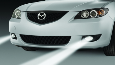 Mazda 3 Fog Lights (07-09)