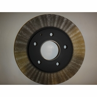 Mazda 3 Front Brake Rotor for Mexico Built Model
