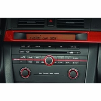Mazda 3  In dash 6 Disc CD/MP3 Changerw/o Bose w/o driver information system(06-07)