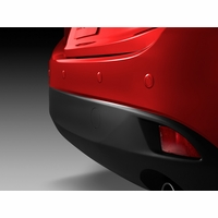 Mazda 3 Rear Bumper Sensors with Installation Kit