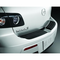 Mazda 3 Rear Bumper Step Plate (07-09)