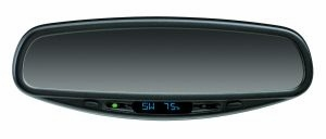 Mazda 5 Compass & Outside Temperature Auto Dimming with Homelink (2006-2007)