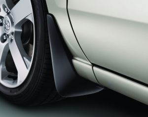 Mazda 5 Front Splash Guards (without Side Sill Extensions) Special Price