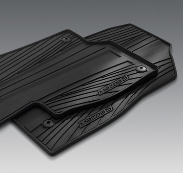 Mazda 6 All Weather Floor Mats Set of 4 00008BH70