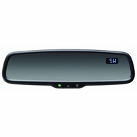 Mazda 6  Auto-Dimming Rearview Mirror with Compass with Installation Kit