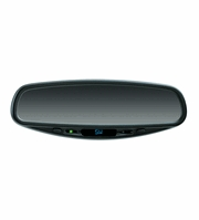 Mazda 6 Compass Auto Dimming Mirror with Homelink