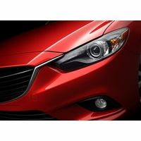 Mazda 6 Halogen Foglamp with Switch