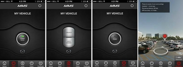 Mazda 6 Remote Mobile Start Kit (2016-2017 model only)