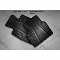 Mazda CX-3 All Weather Floor Mats (set of 4) 00008BS02