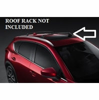 2017 2018 2019 Mazda CX-5 Cross Bars (roof rack required) 00008LR07