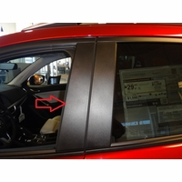 Mazda CX-5 Driver Side Front Door Molding