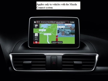 "Mazda CX-5 Navigation SD Card for 7"" full-color touchscreen display"