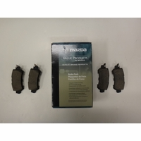 Mazda CX-5 Value Line Rear Brake Pads 2013 2014 2015