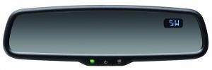 Mazda CX-7 Compass Mirror with Homelink