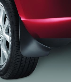 Mazda CX-7 Rear Splash Guards 2007-2009