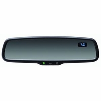Mazda CX-9 Auto-Dimming Mirror with Compass(vehicles without Rain Sensing Wipers) 2007-2015