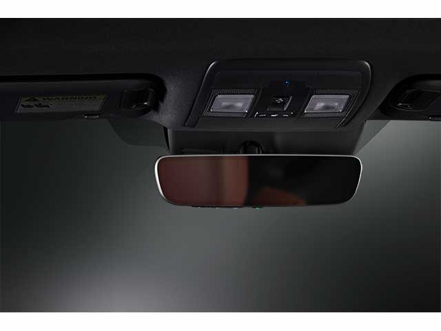 Mazda Cx 9 Frameless Auto Dimming Rearview Mirror With