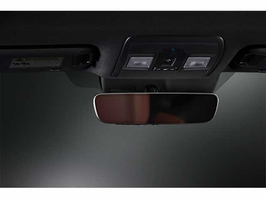 Mazda CX-9 Frameless Auto-Dimming Rear View Mirror With Homelink 00008CN25