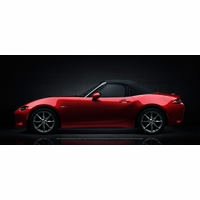 Mazda Miata MX-5 Exterior Accessories 2016 2017