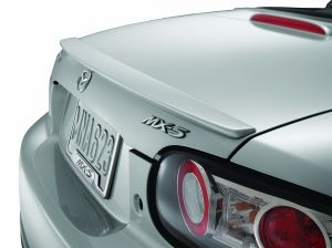 Mazda Miata MX-5 Rear Lip Spoiler