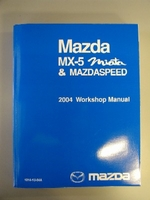 Mazda Miata Shop Manuals