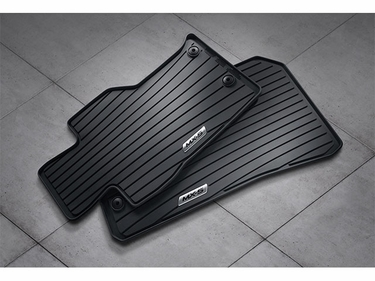 Mazda MX-5 Miata All Weather Floor Mats (set of 2) 00008BD30