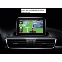 Mazda MX-5 Miata Navigation  SD Card for 7