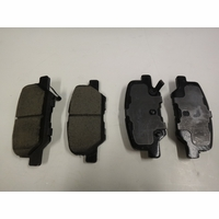Mazda Rear Value Brake Pads Mazda 3 Mexico Built and Mazda 6 Japan Built