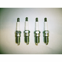 Mazda  Spark Plugs set of 4