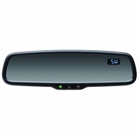 Mazda Tribute Compass and Outside Temperature Mirror