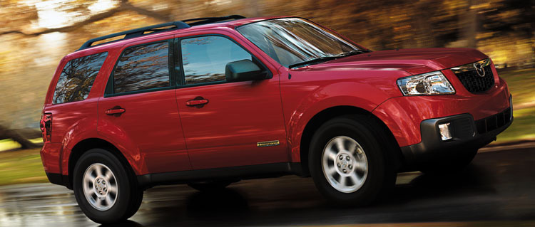 Mazda Tribute Parts and Mazda Tribute Accessories