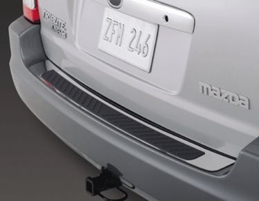 Mazda Tribute Rear Bumper Step Plate(2001-2004)