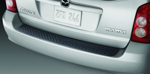 Mazda Tribute Rear Bumper Step Plate(2005-2006)