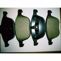 Mazda Value Line Front Brake Pads  non-turbo