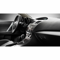 Mazda 3 Sedan (4-Door)   Audio/Mirrors/Electronics 2010 2011 2012 2013