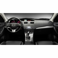 Mazda 3 Sedan (4-Door)  Interior Accessories 2010 2011 2012 2013