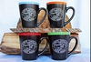 100th Anniversary Black Ceramic mug