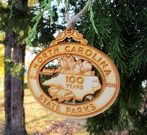 100th Anniversary Christmas Ornament