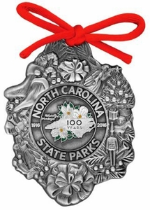 100th Anniversary Pewter Ornament