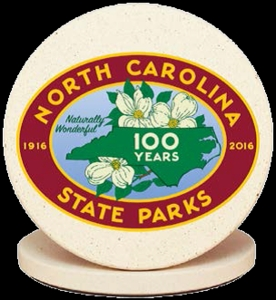 100th Anniversary Set of 4 Coasters