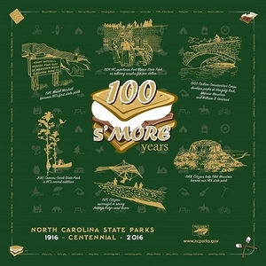 100th Smore Years - Annual Bandana