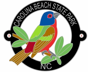 Carolina Beach State Park Hiking Medallion