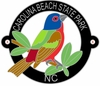 Carolina Beach State Park Lapel Pin