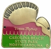 Carolina Beach State Park Venus Flytrap Hiking Medallion