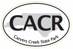 "Carvers Creek Bumper Sticker      4"" x 6"""