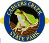 Carvers Creek State Park Hiking Medallion