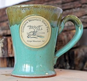 Crowders Mountain Coffee Mug